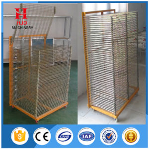 Variable Stainless Steel Screen Printing Drying Racks pictures & photos