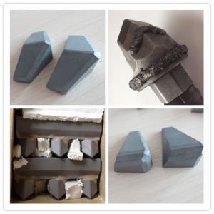 Tingsten Carbide Shiled Cutter pictures & photos