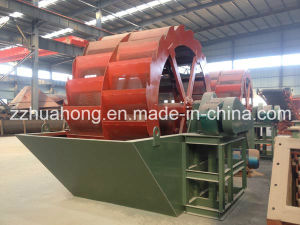 China Wheel/ Bucket-Sand Washing Machine/Washer Price for Sale pictures & photos