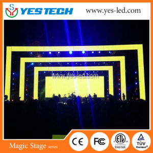 Magic Stage Creative Design Stage Rental LED Display pictures & photos