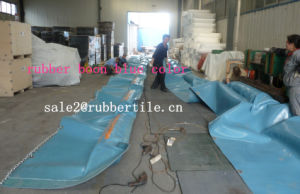 PVC Oil Containment Boom, Rubber Oil Boom, Seaweed Oil Fence pictures & photos
