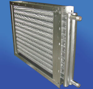 Ce Cool Water Air Copper Plate Finned Stainless Steel Condensers or Heat Exchangers or Cooling Coils for Pool