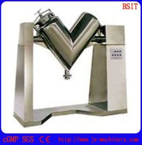 Good Quality Pharmaceutical V-Type Mixer pictures & photos