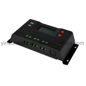 Hot-Sale 20A 12V 24V Intelligent Solar Controller pictures & photos