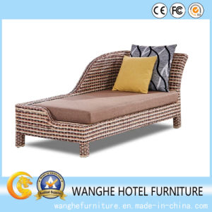 Beach Patio Rattan Outdoor Furniture Lounge Chaise pictures & photos