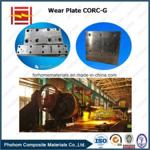 Compound Steel Wear Resistant Plate Mill Liner pictures & photos