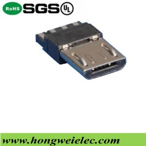 Solder Type Male 5pin Micro USB Connector