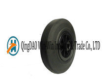 9 Inch Solid Rubber Wheel with Plastic Rim pictures & photos