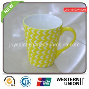 Hot Selling Silk-Printed Mug Ceramic (JSD115-039-S002) pictures & photos