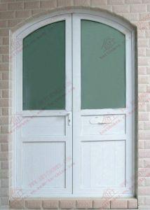 Modern Arch PVC Casement Door (BHP-CDA01) pictures & photos