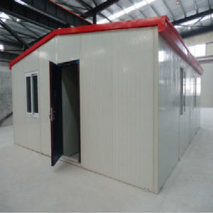 Quick Buitd Prefabricated Color Home for Slum pictures & photos