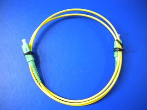 Fibre Optique Patch Cable-Sc/APC Patchcord 1m