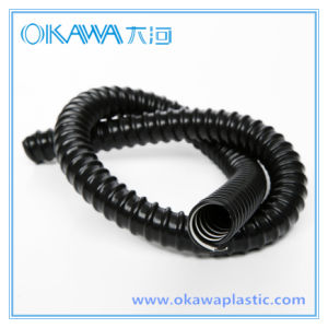 Flame Retardant V0 Rate PVC Steel Hose