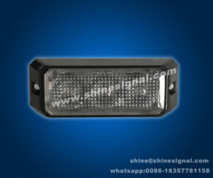 Surface Mounted Exterior 3W Police Ambulance LED Marker Light pictures & photos