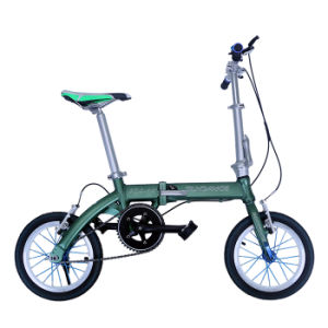 14inch Single Speed Folding Cycling