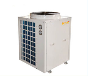 Swimming Pool Chiller Heating System Heat Pump for Middle East Market Capacity 38kw/H Pool Heater pictures & photos