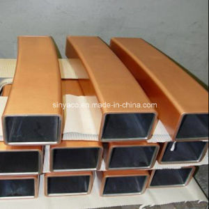 Certificated Square Copper Mould Tube for Wholesales pictures & photos