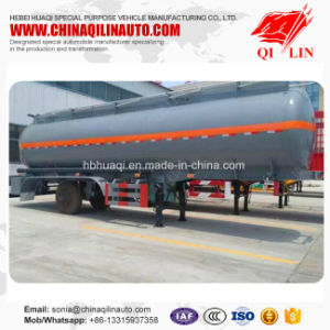 Qilin Hot Sale 40 Tons Bulk Cement Tanker Truck Semi Trailer pictures & photos