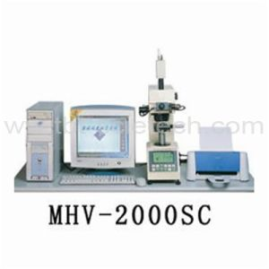 Automatic Image Disposal Digital Micro Hardness Tester (MHV2000SC) pictures & photos