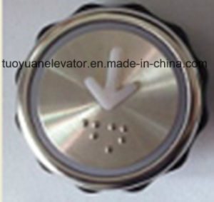 Hyundai Push Button for Elevator Parts (TY-PB34) pictures & photos