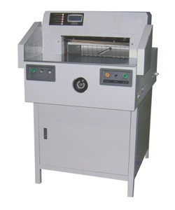 Electric Paper Cutting Machine (GT-520H) pictures & photos