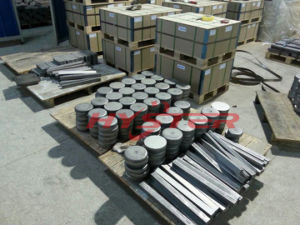 Chrome Carbide Wear Chocky Bar, Laminated Chock Block for Mining Buckets pictures & photos