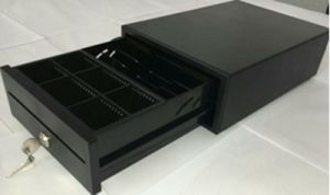 Compact Cash Drawer 208mm*300mm for POS pictures & photos
