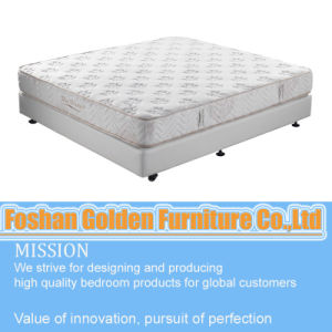 Double Side Bonnel Spring Bed Mattress pictures & photos