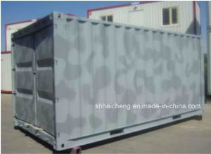 20ft Container Homes for Labor Camp (shs-fp-army002) pictures & photos