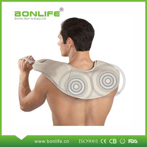 Best Electronic 3D Shiatsu with Heat Neck and Shoulder Massager pictures & photos