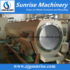 Sunrise Machinery Plastic UPVC PVC Pipe Production Extrusion Line pictures & photos