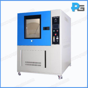 Lab Equipment IEC60529 Dust Chamber for IP5X and IP6X Dust Protected Testing pictures & photos