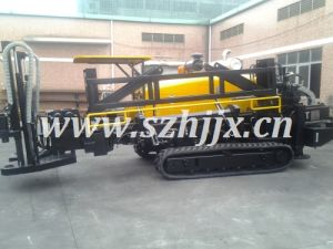 Horizontal Directional Drilling Machine with Auto Drill Pipe Feeder (HJ-18T)