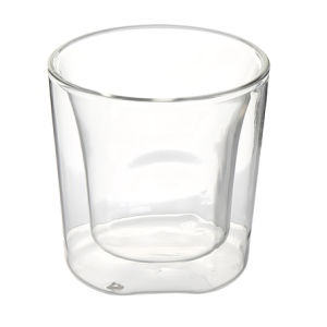 Handmade Double Wall Glass Cup for Drinking pictures & photos