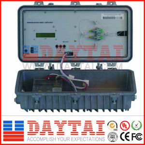 Outdoor EDFA CATV Optical Amplifier 1~4 Output pictures & photos