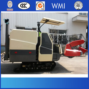 Farming Harvester Machine for Asia Africa Rice and Paddy Harvesting pictures & photos
