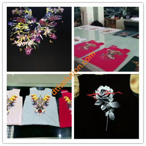 DTG Printer for T-Shirts Printing pictures & photos