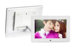 10 Inch Digital Photo Frame Picture Album Frame with Motion Sensor, Playback Function for advertisement pictures & photos