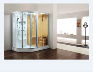 High-End Dry/Moist Combination Steamroom (M-8251R/L) pictures & photos
