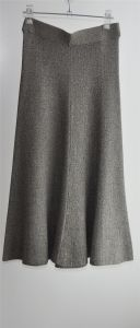 Women Knitwear Pure Color Long Dress Sweater pictures & photos