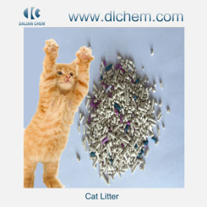 Hot Sale Dust -Free Clumping Bentonite Cat Litter #22 pictures & photos