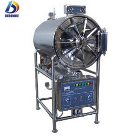 Fully Stainless Steel Automatic Horizontal Steam Sterilizer with Drying Function