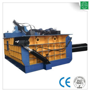 Fast Hydraulic Waste Iron Compactor Baling Machine pictures & photos