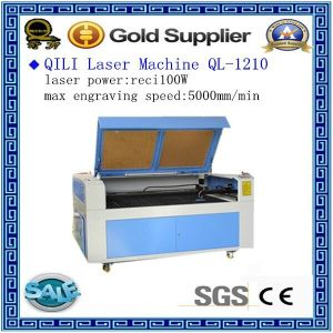 High Speed Stepper Motor CO2 Glass Nonmetal Engraving Cutting Laser Machinery for Sale pictures & photos