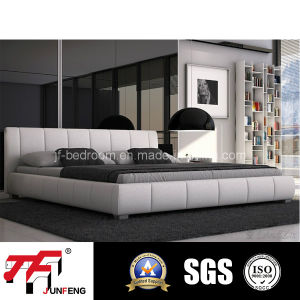 2016 Hot Sale Leather Bed J-25 pictures & photos