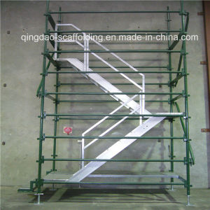 Steel Scaffolding Australia and South Africa Type of Kwikstage pictures & photos
