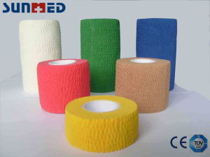 Self Adhesive Bandage pictures & photos