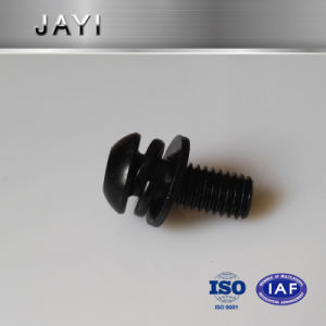 Button Head Screw with Spring Washer and Flat Washer, Hexagon Drives, Black Coating pictures & photos