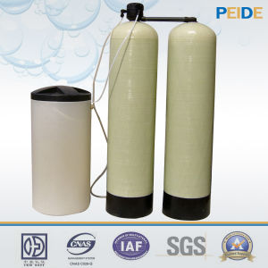 20t/H Water Flow Manual Underground Water Treatment Water Softener pictures & photos