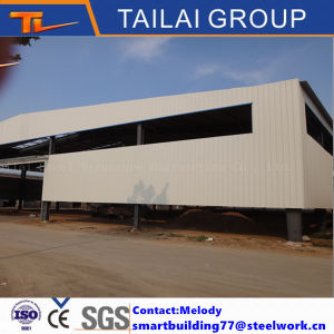 Low Cost Storage Warehouse Construction